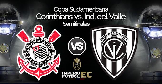 Independiente del Valle vs Corinthians por DirecTV Sports