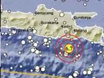 Gempa Magnitudo 6,1 di Malang, Warga Sumbar Dikabarkan Aman