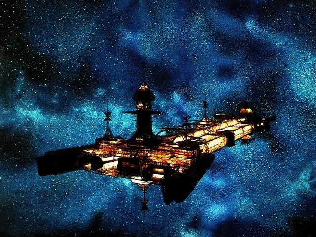 Swords and Space: The U.S.S. Cygnus and The Black Hole