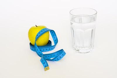 Bajar de peso con Agua