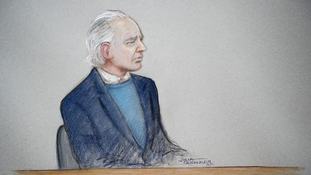 """""""Trabajamos para el lado oscuro"""": El dueño de la empresa que espió a Assange se jactó de sus lazos con la inteligencia de EE.UU."""