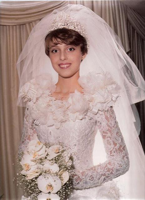 Cristiane Cardoso noiva
