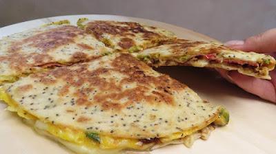 🆘 Brzi Doručak ili Večera - Quesadilla Recept   Quick Breakfast or Dinner - Quesadillas Recipe