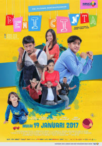 Film Demi Cinta  Download