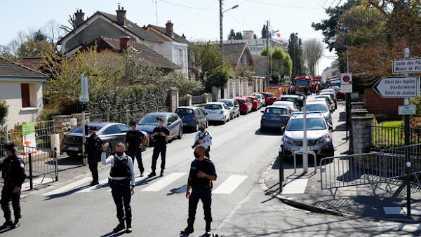 Attaque au couteau à Rambouillet : une fonctionnaire de police tuée, l'assaillant a crié «Allah Akbar»