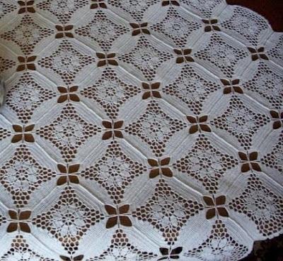 wzory szydelkowych serwet