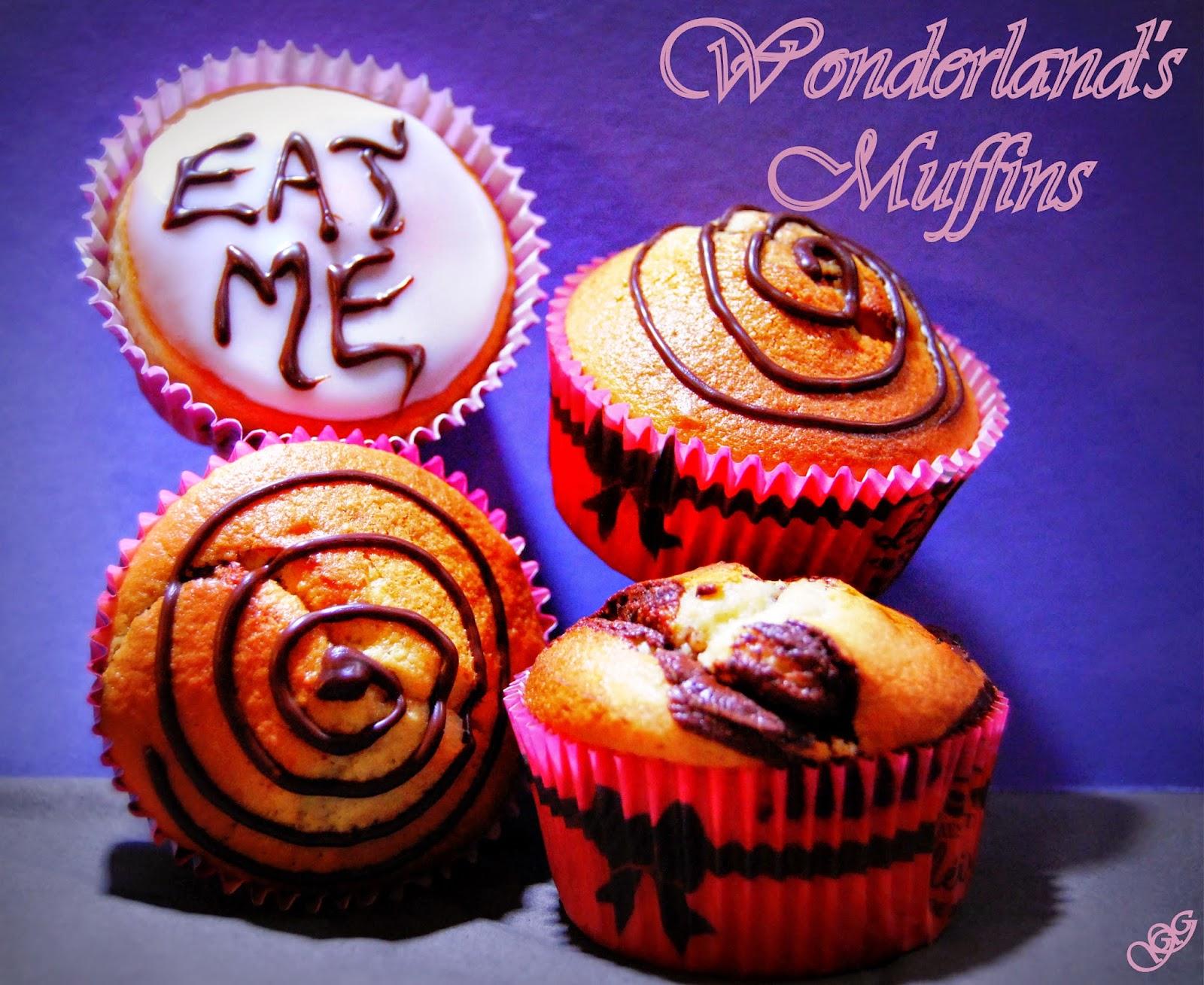 Wonderland's Muffins