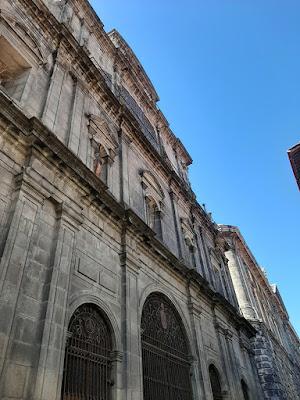 fachada da Igreja de São Bento da Vitória