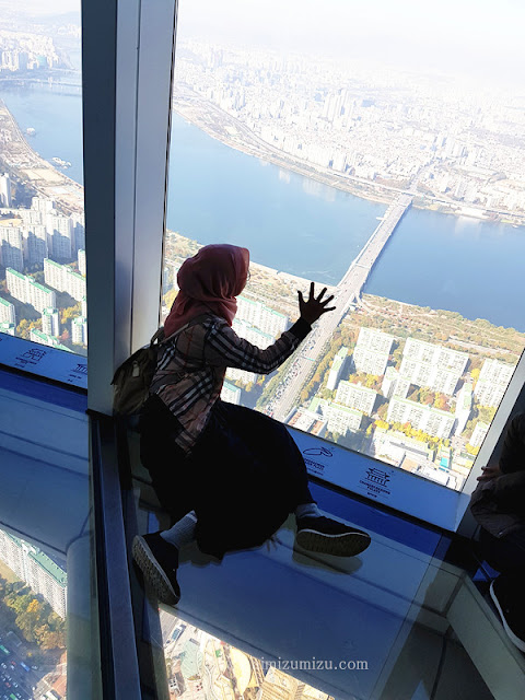 LotteTower Seoul Sky
