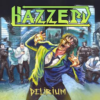 """Το βίντεο των Hazzerd για το """"A Tormented Reality"""" από το album """"Delirium"""""""