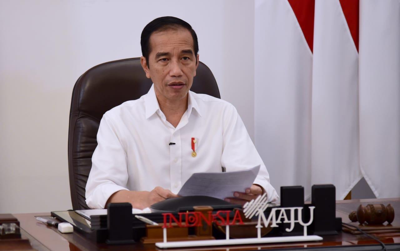 Jokowi: Hanya Bio Farma yang Boleh Stok Vaksin Covid-19, Lainnya Tidak!