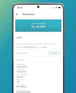 Cara mengecek tagihan listrik online
