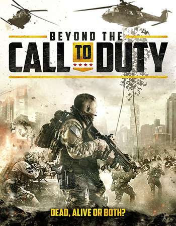 Poster Of Beyond the Call to Duty In Dual Audio Hindi English 300MB Compressed Small Size Pc Movie Free Download Only At worldfree4u.com