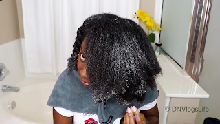 How to Make Cassava Shampoo for Thicker Natural Hair, Hair Loss and Dandruff