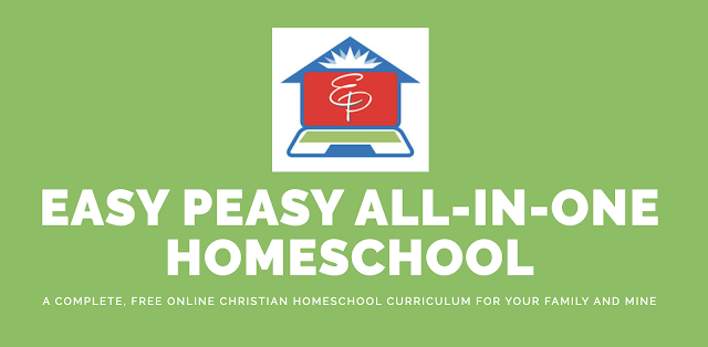 Easy Peasy All in One Homeschool Logo