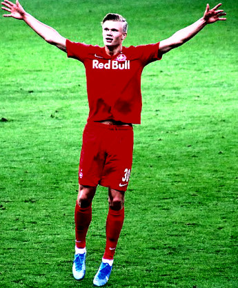 Erling Braut Haaland Height And Weight