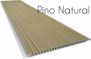 Techos PVC textura pino