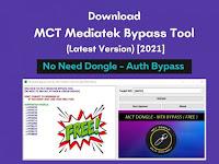 MCT Mediatek Bypass Tool V.3 Last Version