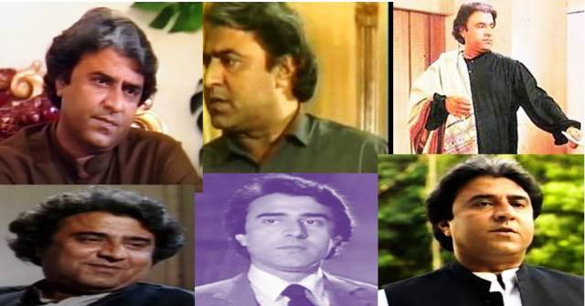 Shafi Muhammad Shah, The Legend Actor