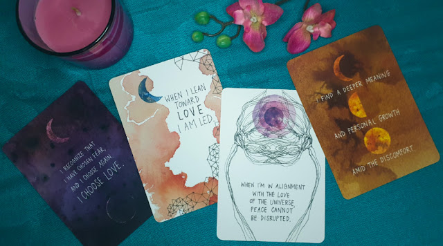The Universe Has Your Back cards - Gabrielle Bernstein