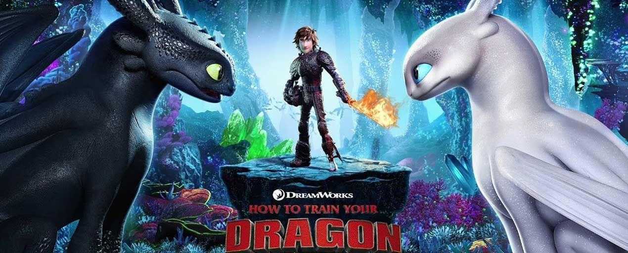 Bí Kíp Luyện Rồng 3: Vùng Đất Bí Ẩn - How to Train Your Dragon: The Hidden World (2019)