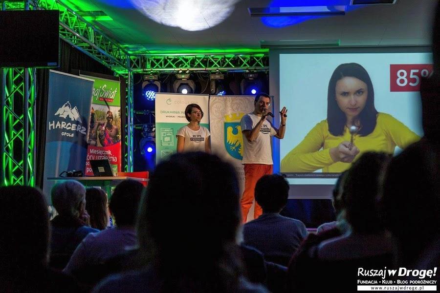Nasze prezentacje na Festiwalach podróżniczych