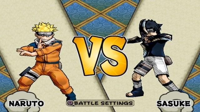 Download Naruto Ultimate Ninja Heroes PC Games
