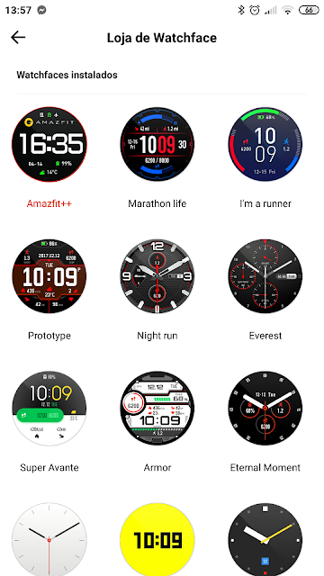 Tutorial - Instalar WatchFaces no Amazfit Stratos/Pace