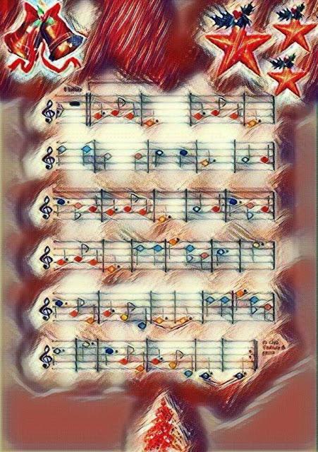Note di una canzone natalizia
