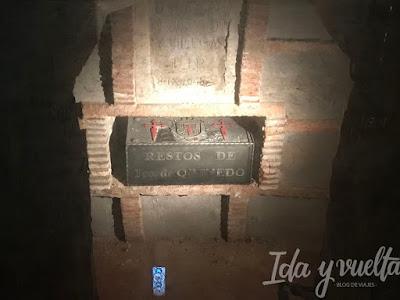 Visitar Villanueva de los Infantes restos de Quevedo
