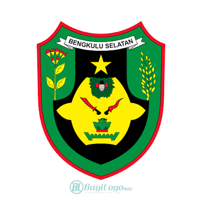 Kabupaten Bengkulu Selatan Logo Vector