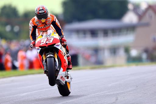 Rekor Marquez Di Moto GP