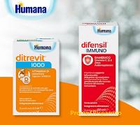 Diventa tester Ditrevit 1000 e Difensil Immuno Humana con MammaCheTest