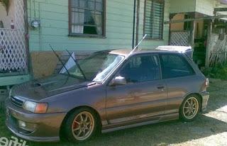 Daftar harga mobil bekas toyota starlet kapsul tahun 1995 1997 1993 1987 1986 1991 & spesifikasi terbaru