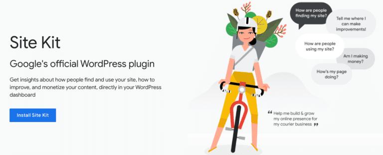 Google Site Kit beneficia a los desarrolladores
