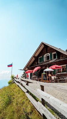 Fürstensteig  Gafadura Hütte - Drei-Schwestern - Gaflei  Wandern in Liechtenstein 03