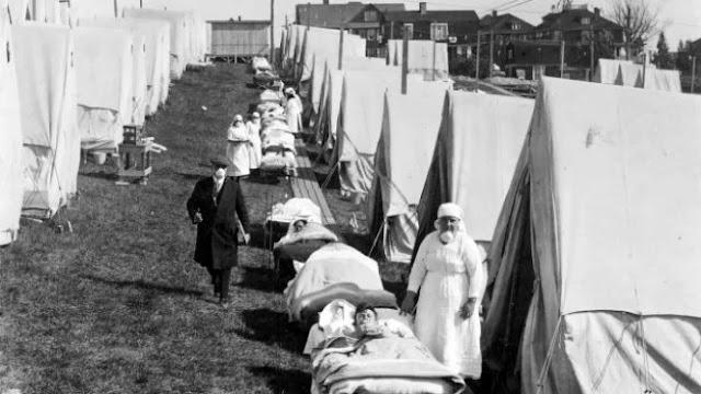 Mirip Pandemi 1918, COVID-19 Disebut Bisa Sembuh dengan Sinar Matahari