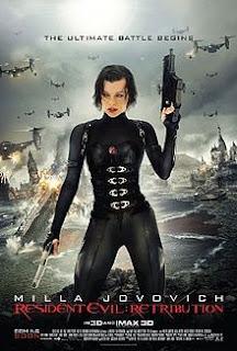 Sinopsis dan Jalan Cerita Film Resident Evil: Retribution (2012)