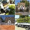 CHIVATEO!! Detiene camión con 100 paquetes de un vegetal verde, presumiblemente marihuana en Barahona