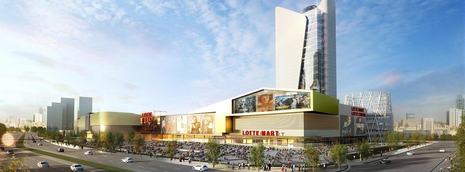 Lotte Center Võ Chí Công.