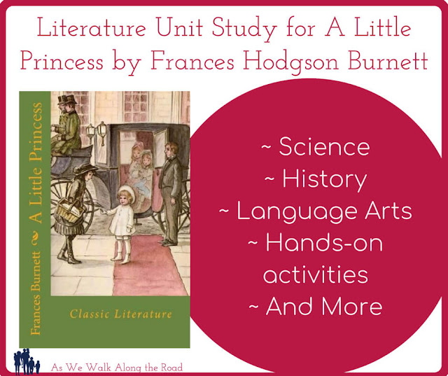 Literature Unit Study for A Little Princess