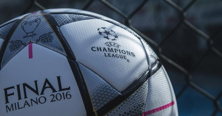 Adidas Finale Milano 2016 Champions League Ball Released ...