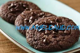 Resep dan Cara Membuat Kue Kering Coklat Cookies