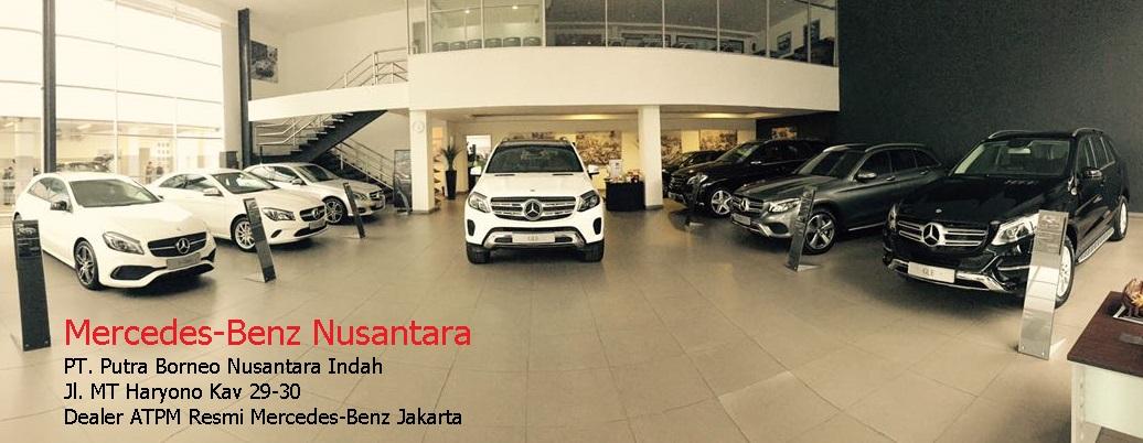 Nusantara Mercedes Benz Nusantara Dealer Jakarta