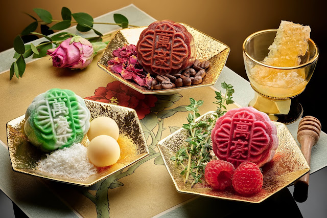 Marriott Tang Plaza Hotel mooncakes 2019