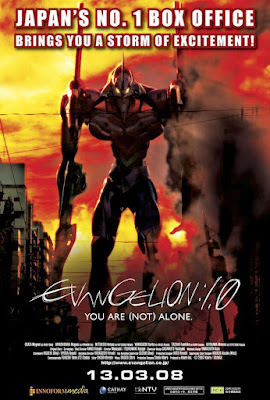Evangelion 1.0 You Are Not Alone (2007) Dual Audio Hindi 720p WEBRip ESubs Download