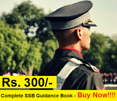 Complete SSB Tips & Guidance Book - Buy Now!!!!!