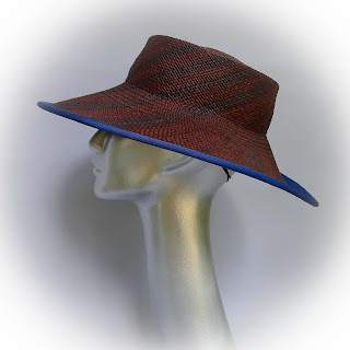 a4f660fdd Making a Hat with Paris Cloth | Sculptural Headwear for Earthlings ...
