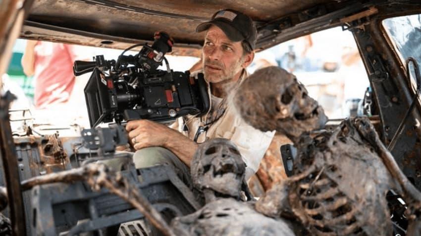 В хорроре «Армия мертвецов» Зака Снайдера зомби сделаны с помощью практических эффектов и грима