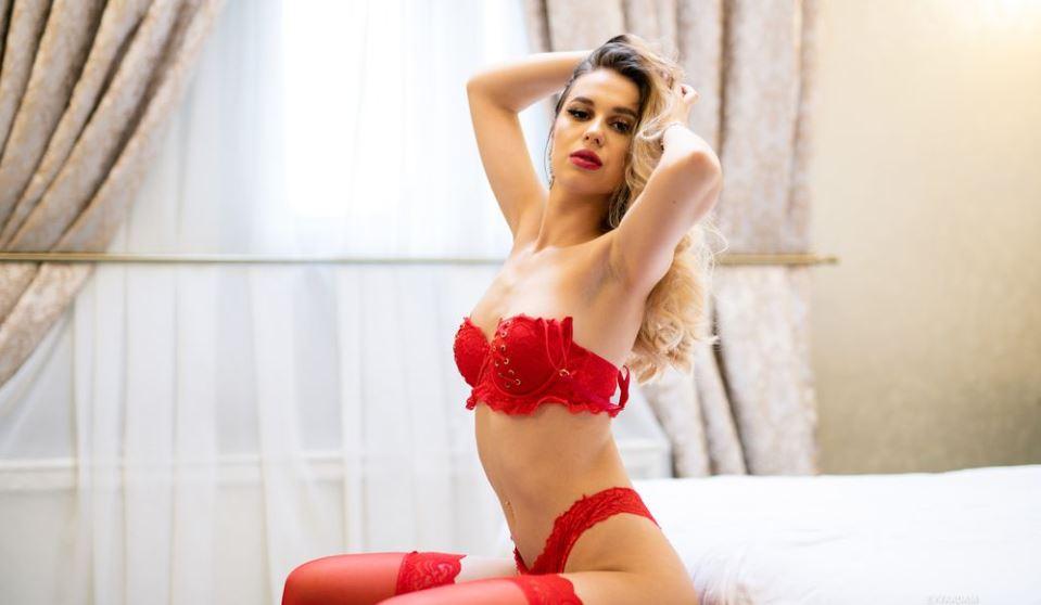 EvaAndru Model GlamourCams